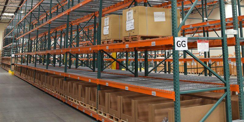 Pallet Shelf Decking 12