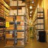 Records Storage Shelving Aisles 6L