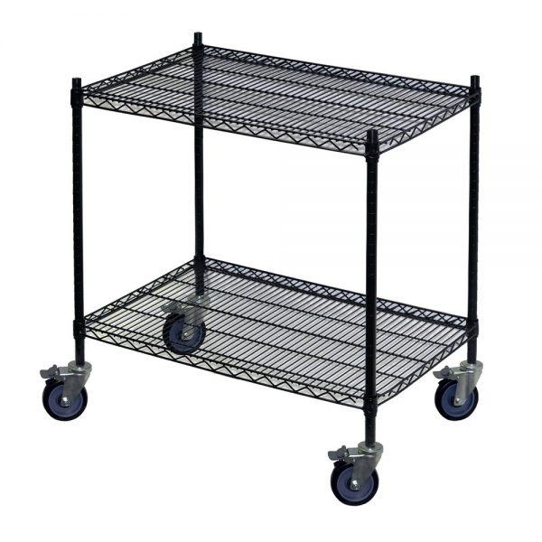 black-wire-mobile-2shelf