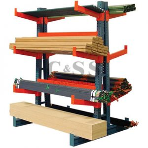 Light Duty Cantilever Rack 6L