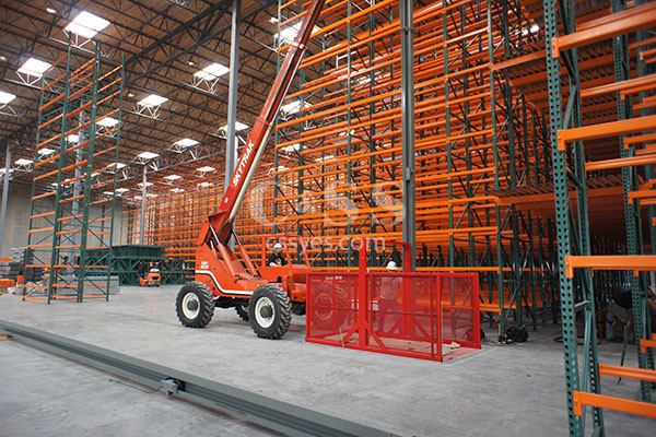 Catwalk Rack Systems - Industrial Catwalk Systems | C&SS