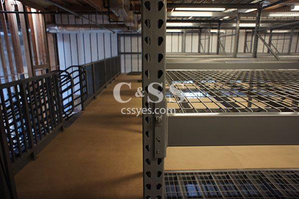 Custom Storage Racks