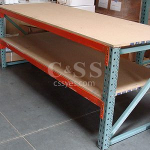 Pallet Rack Workbench 6