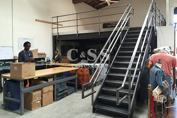 San Francisco Mezzanine Apparel Company 6