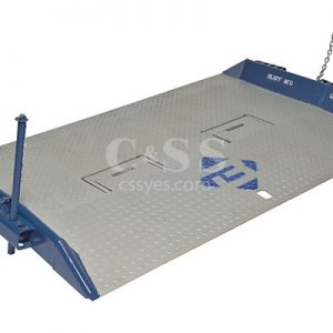 Steel Loading Dock Board 6