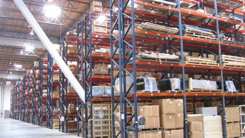 2 Pallet Rack System