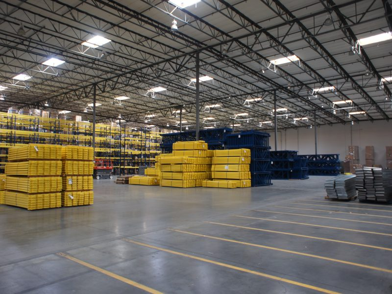 Warehouse Relocation and Expansion