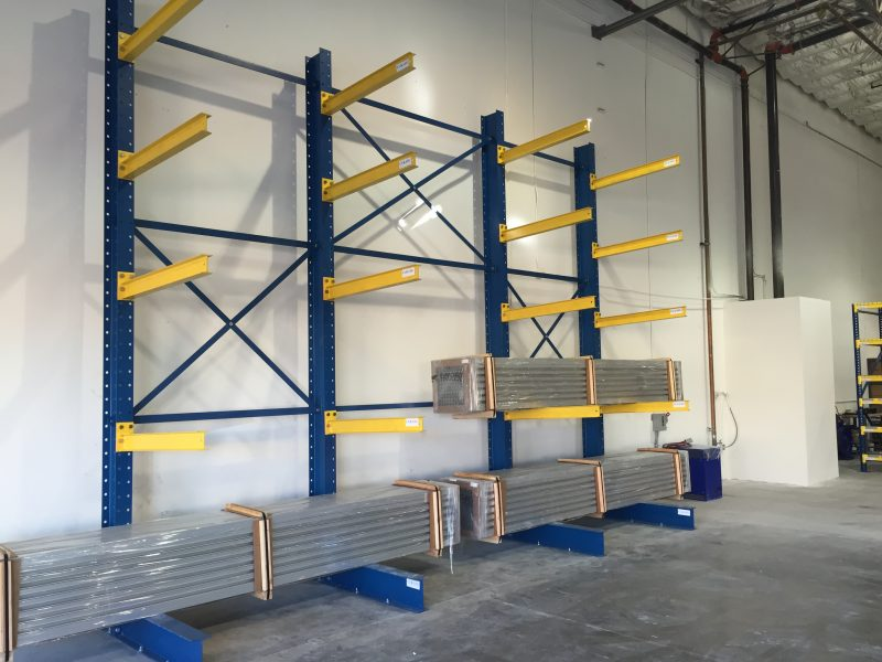 6 Cantilever Rack