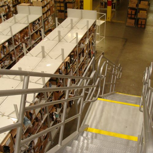 Shelving Catwalk 332