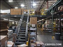 Work Platform IBC Stairway 001 MED