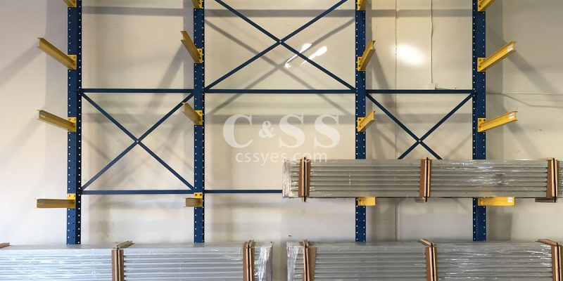 Structural Cantilever Rack 12