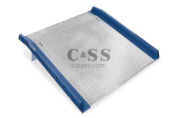 Aluminum Loading Dock Board 6