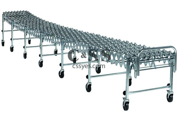 Skatewheel Expandable Conveyor 6