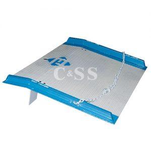 Steel Dock Boards Helps Load Medium Weight Materials