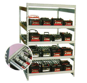 RiveTier Battery Racking