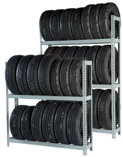 rivetier tire racks