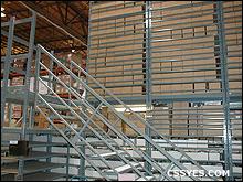 Boltless Shelving Stairs medium