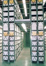 Pacific Shelving Multi Level Systems