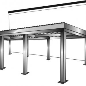 industrial structure solutions canopy