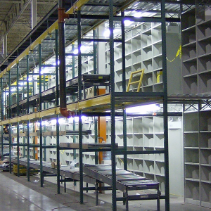 pacific shelving bin units