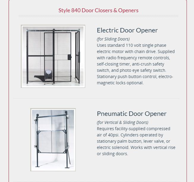 Door Openers