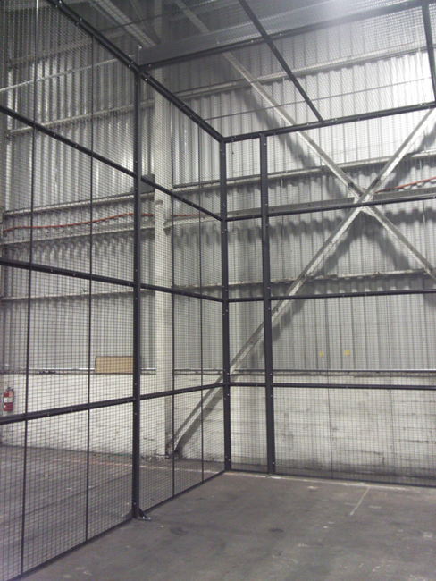 WireCrafters Pharmaceutical Tall Drug Storage Cage