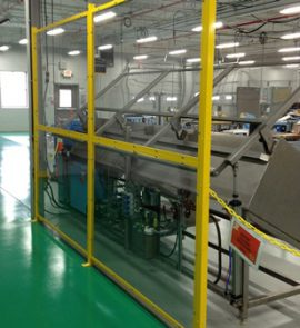 WireCrafters Polycarbonate Machine Guarding