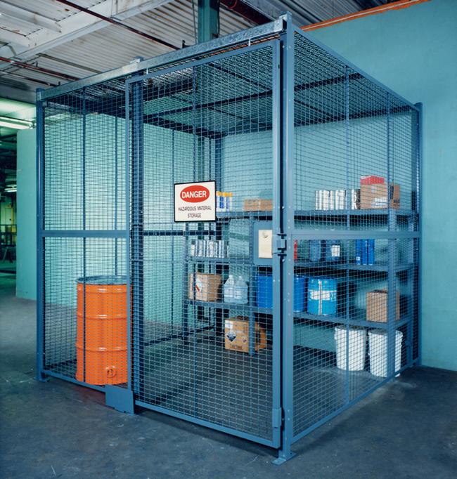 WireCrafters Secure Storage Enclosure