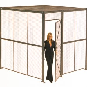WireCrafters Style 840 Wire Partition