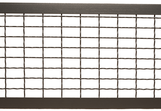 WireCrafters Style 840 Woven Wire Mesh