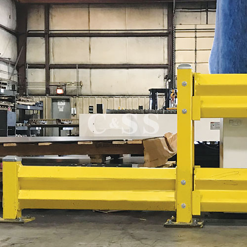 Wirecrafters Guardrail Systems