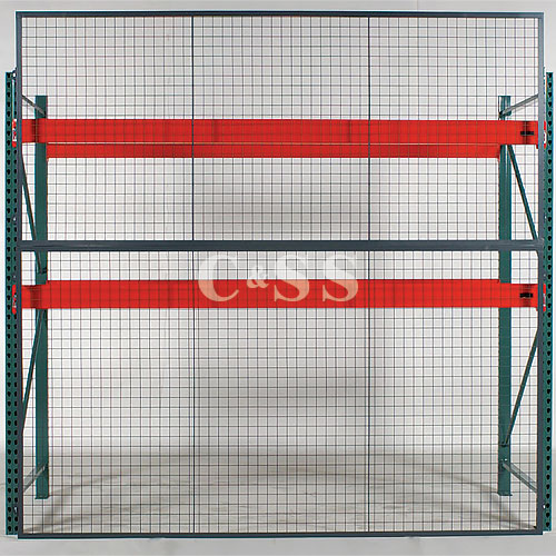 Wirecrafters Rackback Safety Panels