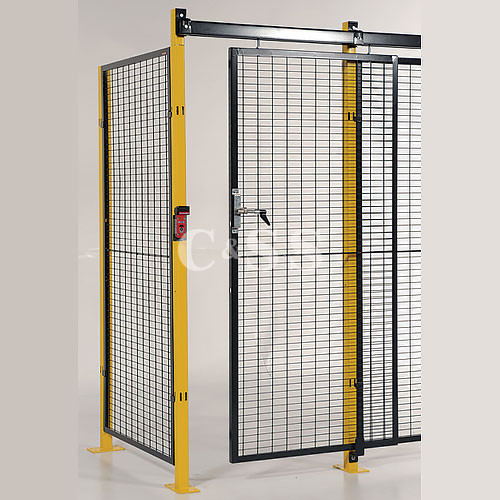 Wirecrafters Rapidguard Lift Out Guarding System