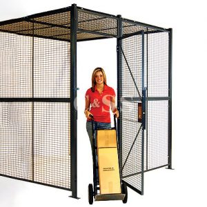 Wirecrafters Tool Cribs Equipment Cages