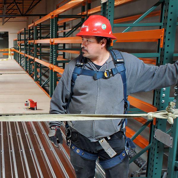 Pallet Storage Rack Installer Senobio-Saldivar