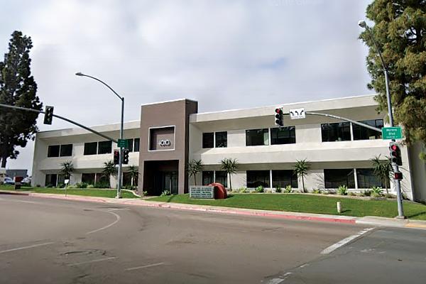 C&SS San Diego Pallet Rack Location