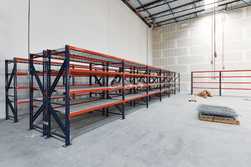 Cantilever Racks Are A Great Solution For Storing Long And Bulky Items