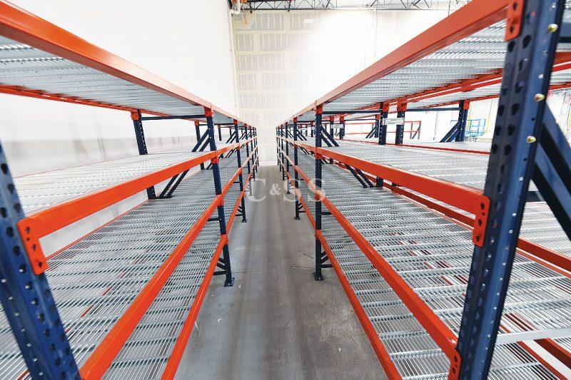 Cantilever Racks Storage For Custom Door Company