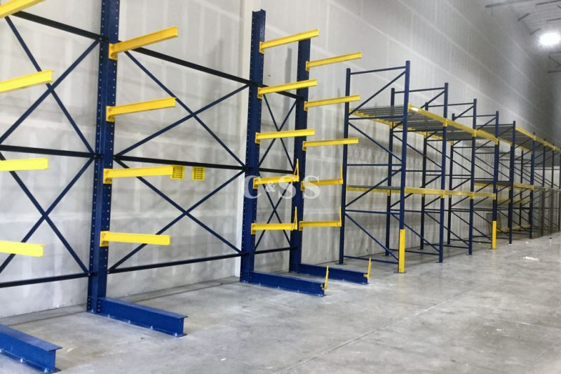Cantilever Racks To Protect Inventory