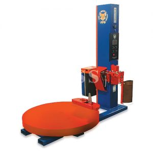 Portable Medium Duty Automatic Pallet Wrapper