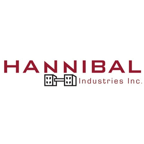 Hannibal Steel Pallet Tube Racking for Warehouses