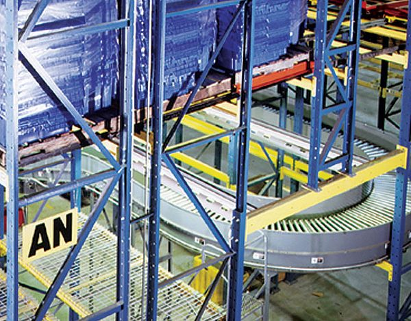 Pick Module Catwalk To Consolidate Warehouse Operations