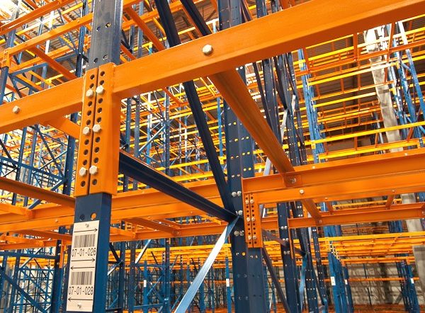 Structural Steel Cantilever Racks For Businesses