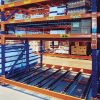 Conveyor Rack Dynamic Storage Saves Money For Companies