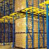 Double Wide Drive In Rack Offers Great Storage Density For Warehouses