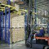 High Density Beverage Storage Systems Improves Employee Safety