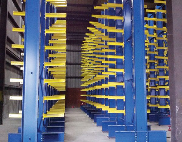 Structural Pallet Rack For The Toughest Storage Systems