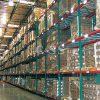 Teardrop Pallet Rack Is For Any Material Handling Storage