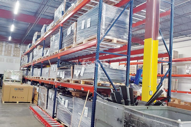 Expand Operations And Optimize Warehouse Space