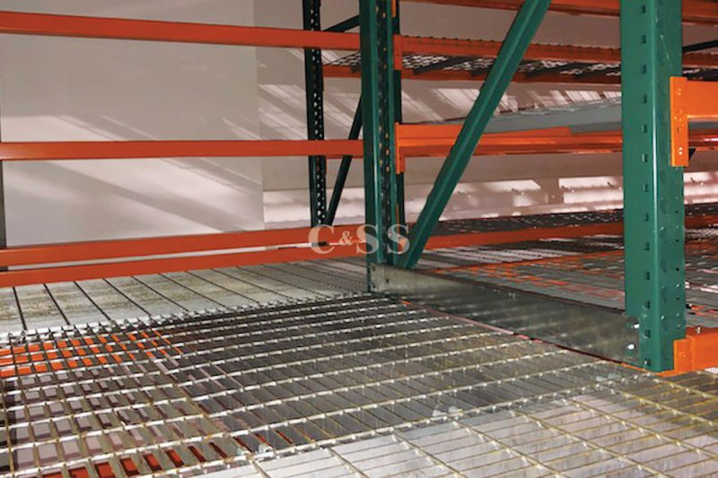 Pallet Racking For Biotechnology Company